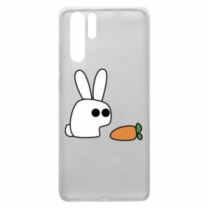 Huawei P30 Pro Case Bunny with carrot