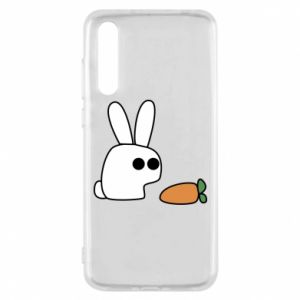 Huawei P20 Pro Case Bunny with carrot