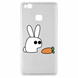 Huawei P9 Lite Case Bunny with carrot