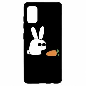 Samsung A41 Case Bunny with carrot