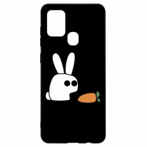 Samsung A21s Case Bunny with carrot