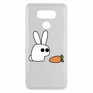 LG G6 Case Bunny with carrot