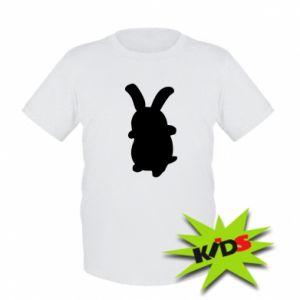 Kids T-shirt Smiling Bunny