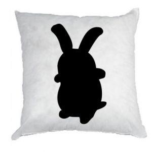Pillow Smiling Bunny