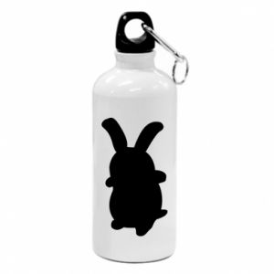Water bottle Smiling Bunny