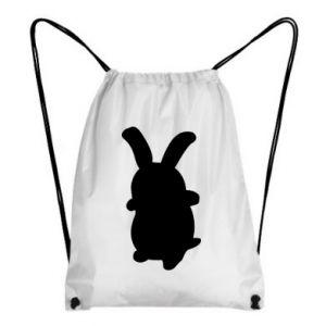 Backpack-bag Smiling Bunny