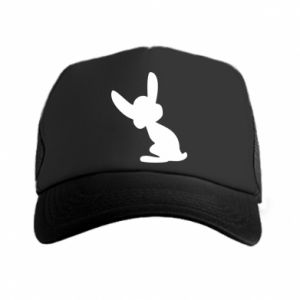 Trucker hat Shadow of a Bunny