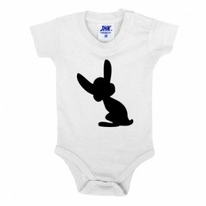 Baby bodysuit Shadow of a Bunny