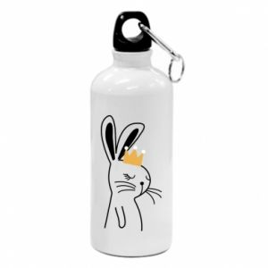 Water bottle Bunny in the crown