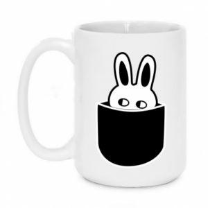 Mug 450ml Bunny in the pocket