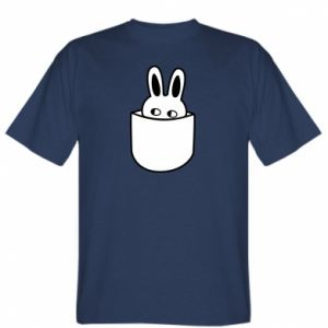 T-shirt Bunny in the pocket