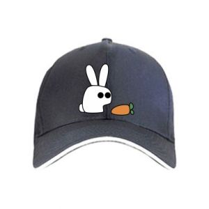 Cap Bunny with carrot