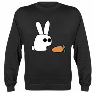 Sweatshirt Bunny with carrot