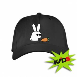 Kids' cap Bunny with carrot