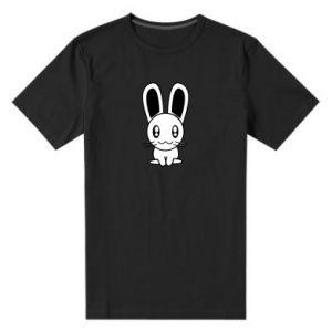 Men's premium t-shirt Little Bunny