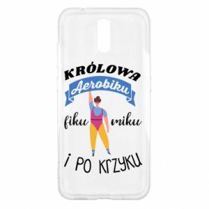 Etui na Nokia 2.3 Królowa aerobiku