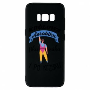 Phone case for Samsung S8 The Queen of aerobics