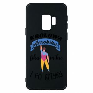 Phone case for Samsung S9 The Queen of aerobics