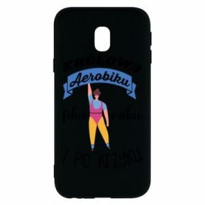 Phone case for Samsung J3 2017 The Queen of aerobics