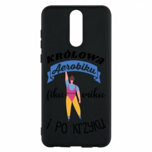 Phone case for Huawei Mate 10 Lite The Queen of aerobics