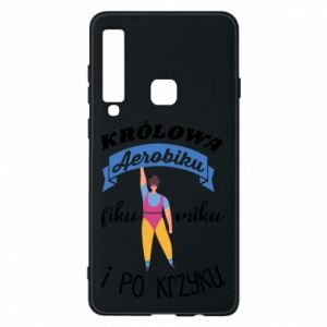 Phone case for Samsung A9 2018 The Queen of aerobics