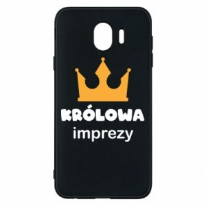 Phone case for Samsung J4 Queen of the party - PrintSalon
