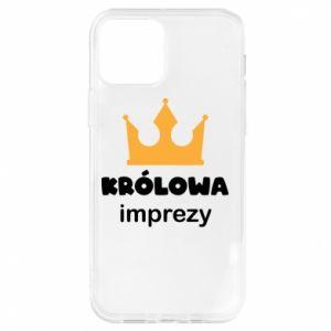 Etui na iPhone 12/12 Pro Królowa imprezy