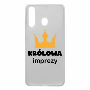 Phone case for Samsung A60 Queen of the party - PrintSalon