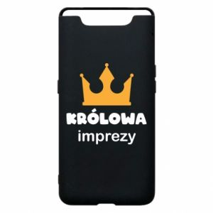 Phone case for Samsung A80 Queen of the party - PrintSalon