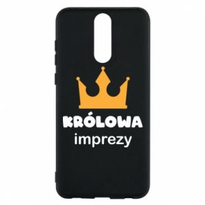Phone case for Huawei Mate 10 Lite Queen of the party - PrintSalon