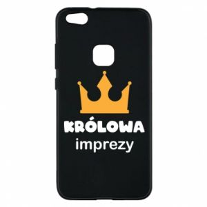Phone case for Huawei P10 Lite Queen of the party - PrintSalon