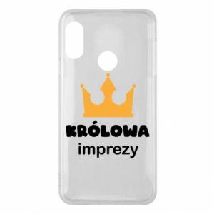 Phone case for Mi A2 Lite Queen of the party - PrintSalon