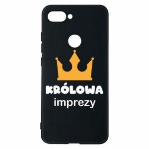 Phone case for Xiaomi Mi8 Lite Queen of the party - PrintSalon