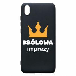 Phone case for Xiaomi Redmi 7A Queen of the party - PrintSalon