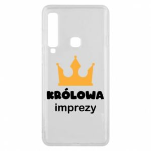 Phone case for Samsung A9 2018 Queen of the party - PrintSalon