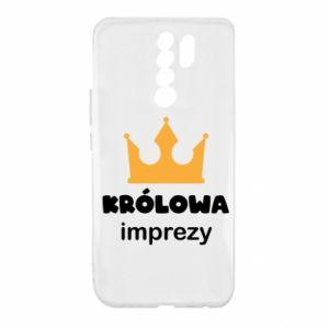 Etui na Xiaomi Redmi 9 Królowa imprezy