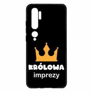Etui na Xiaomi Mi Note 10 Królowa imprezy