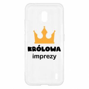 Etui na Nokia 2.2 Królowa imprezy