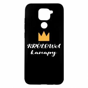 Etui na Xiaomi Redmi Note 9/Redmi 10X Królowa kanapy