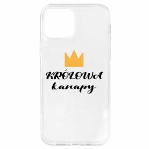 Etui na iPhone 12/12 Pro Królowa kanapy
