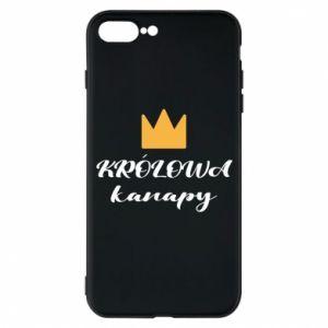 Etui do iPhone 7 Plus Królowa kanapy
