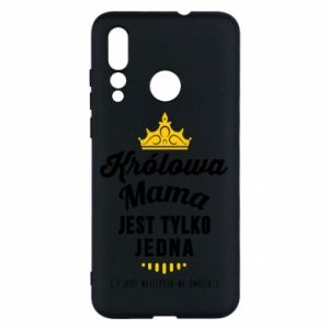 Etui na Huawei Nova 4 Królowa MAMA