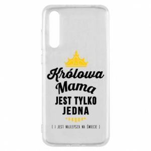 Huawei P20 Pro Case The Queen mother