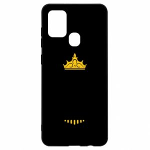 Samsung A21s Case The Queen mother