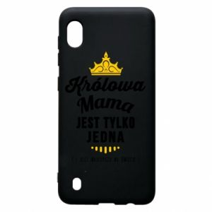 Samsung A10 Case The Queen mother