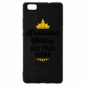 Huawei P8 Lite Case The Queen mother