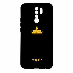 Etui na Xiaomi Redmi 9 Królowa MAMA