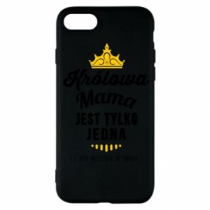iPhone SE 2020 Case The Queen mother