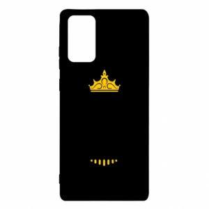 Etui na Samsung Note 20 Królowa MAMA