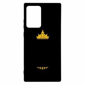 Etui na Samsung Note 20 Ultra Królowa MAMA
